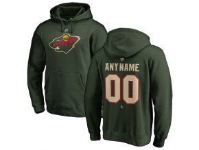Mikina Minnesota Wild Custom Team Authentic