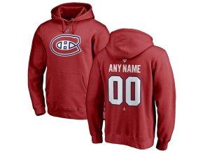 Mikina Montreal Canadiens Custom Team Authentic