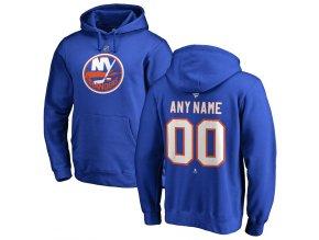 Mikina New York Islanders Custom Team Authentic