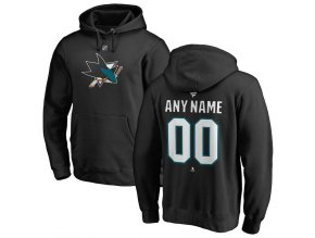 Mikina San Jose Sharks Custom Team Authentic