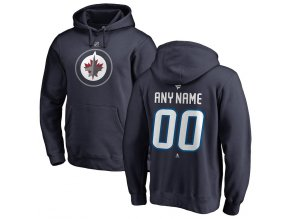 Mikina Winnipeg Jets Custom Team Authentic