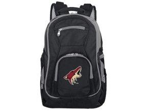 Batoh Arizona Coyotes Trim Color Laptop Backpack