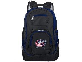 Batoh Columbus Blue Jackets Trim Color Laptop Backpack