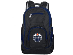 Batoh Edmonton Oilers Trim Color Laptop Backpack