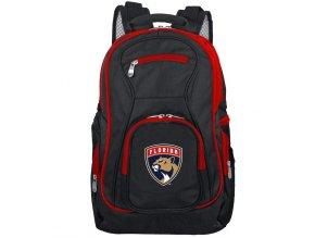Batoh Florida Panthers Trim Color Laptop Backpack