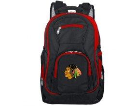 Batoh Chicago Blackhawks Trim Color Laptop Backpack