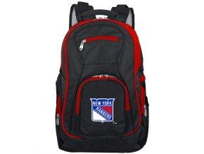 Batoh New York Rangers Trim Color Laptop Backpack