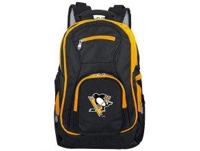 Batoh Pittsburgh Penguins Trim Color Laptop Backpack