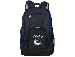 Batoh Vancouver Canucks Trim Color Laptop Backpack