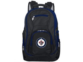Batoh Winnipeg Jets Trim Color Laptop Backpack