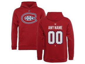 Dětská Mikina Montreal Canadiens Custom Team Authentic