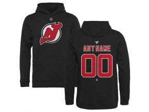 Dětská Mikina New Jersey Devils Custom Team Authentic