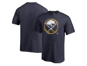 Dětské Tričko Buffalo Sabres Splatter Logo