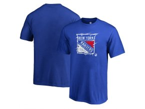 Dětské Tričko New York Rangers Splatter Logo