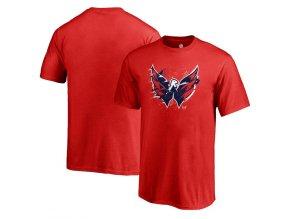 Dětské Tričko Washington Capitals Splatter Logo