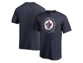 Dětské Tričko Winnipeg Jets Splatter Logo
