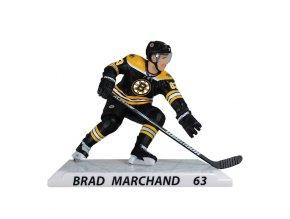Figurka #63 Brad Marchand Boston Bruins Imports Dragon Player Replica