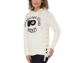 Dámská Mikina Philadelphia Flyers Weekend Raglan Pullover Hoodie