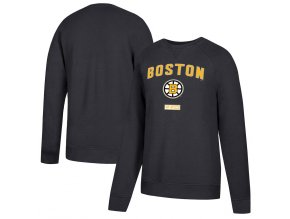 Mikina Boston Bruins CCM Fleece Pullover