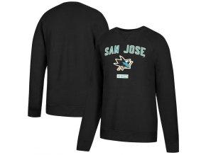 Mikina San Jose Sharks CCM Fleece Pullover