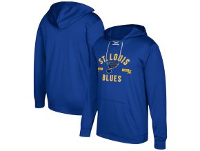 Mikina St. Louis Blues Misconduct Performance Fleece Hood