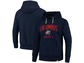 Mikina Columbus Blue Jackets Indestructible Pullover Hoodie
