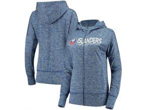 Dámská Mikina New York Islanders Reciever Full-Zip Hoodie