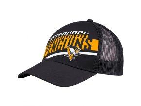 Kšiltovka Pittsburgh Penguins Adidas Laser Trucker