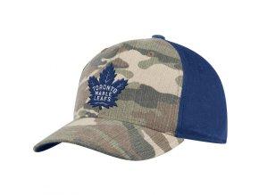 Kšiltovka Toronto Maple Leafs Adidas Camo Adjustable