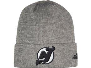 Zimní Čepice New Jersey Devils Adidas India Cuffed Knit