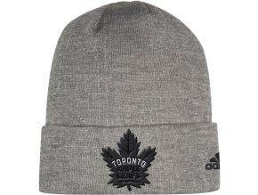 Zimní Čepice Toronto Maple Leafs Adidas India Cuffed Knit