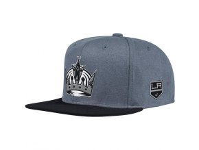 Kšiltovka Los Angeles Kings Adidas Heather Snapback