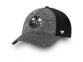 Kšiltovka Edmonton Oilers Mesh Speed Flex