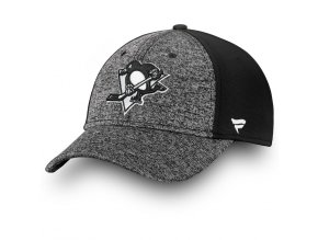 Kšiltovka Pittsburgh Penguins Mesh Speed Flex