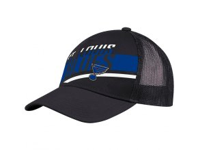 Kšiltovka St. Louis Blues Adidas Laser Trucker