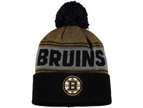 Zimní Čepice Boston Bruins Adidas Mascot Cuffed Knit
