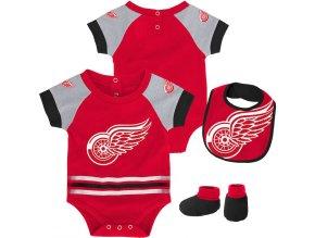 Dětský Set Detroit Red Wings Blocker