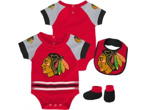 Dětský Set Chicago Blackhawks Blocker