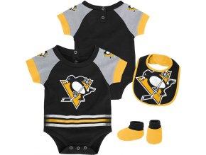 Dětský Set Pittsburgh Penguins Blocker