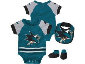 Dětský Set San Jose Sharks Blocker