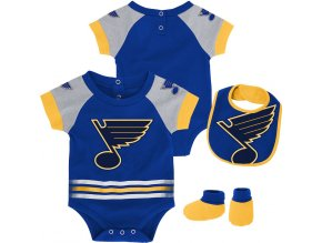 Dětský Set St. Louis Blues Blocker