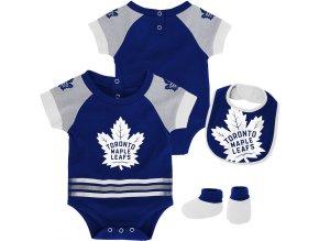Dětský Set Toronto Maple Leafs Blocker