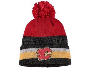 Zimní Čepice Calgary Flames Adidas Juliet