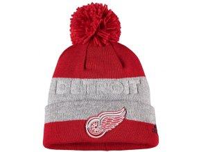 Zimní Čepice Detroit Red Wings Adidas Juliet