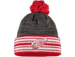Zimní Čepice Detroit Red Wings Adidas Blacktop
