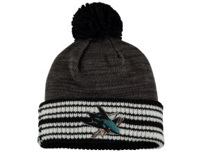 Zimní Čepice San Jose Sharks Adidas Blacktop