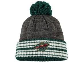 Zimní Čepice Minnesota Wild Adidas Blacktop