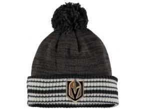 Zimní Čepice Vegas Golden Knights Adidas Blacktop