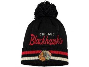 Zimní Čepice Chicago Blackhawks Adidas Culture
