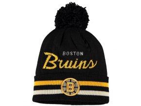 Zimní Čepice Boston Bruins Adidas Culture